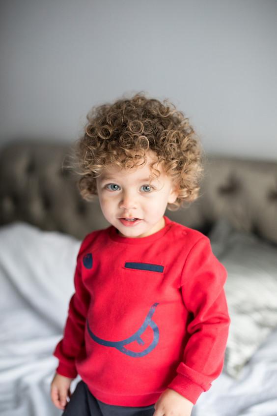 Topsham child portrait