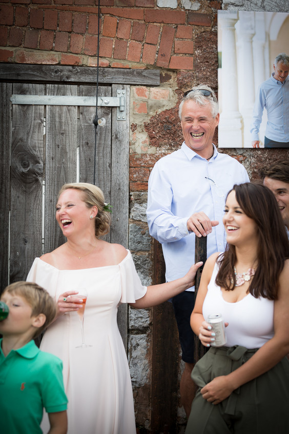 Devon wedding photograph