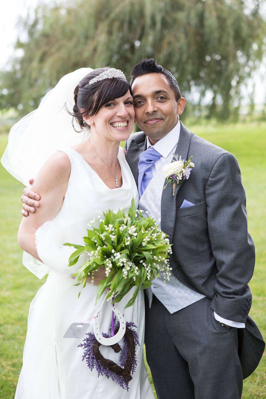 Double Locks wedding