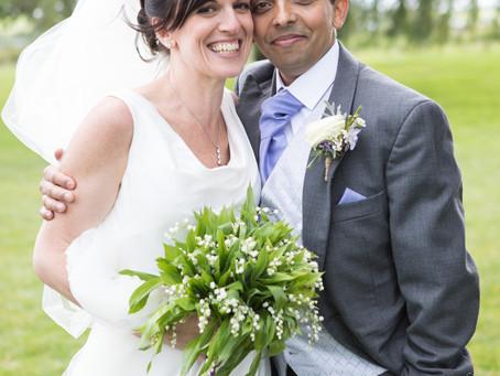 Devon wedding photographer: Double Locks Wedding