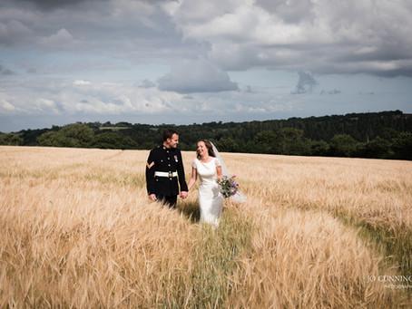 Devon Wedding Photography: Country Wedding at The Oak Barn