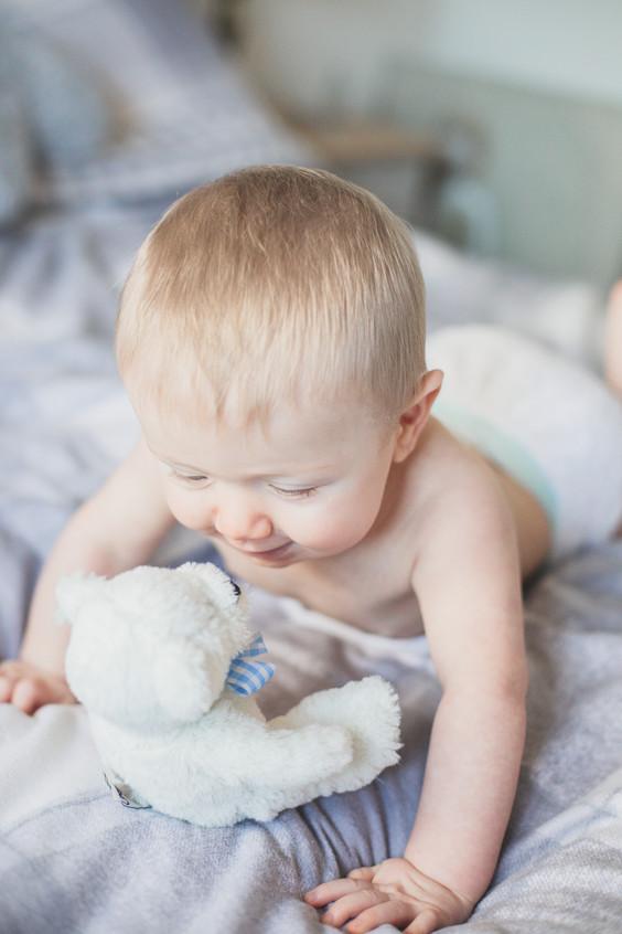 Dawlish baby photo