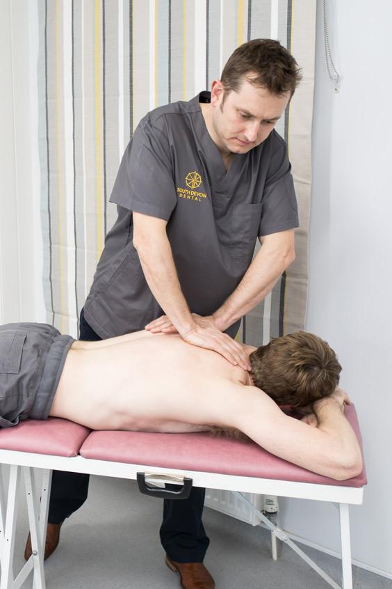 Paignton osteopath