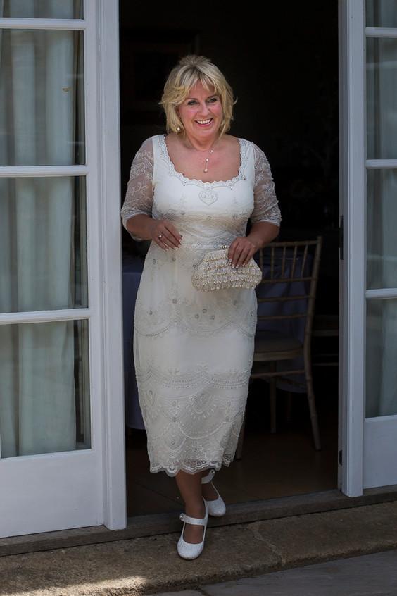 Stowford bride