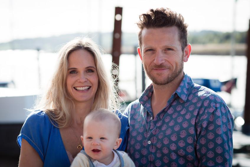 Devon family photography