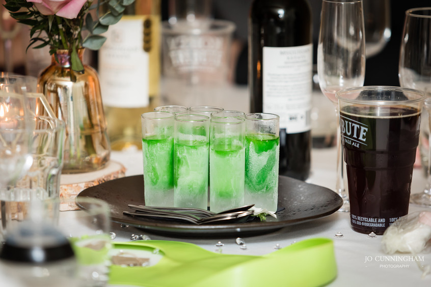 Shots provide by M Welsh Catering
