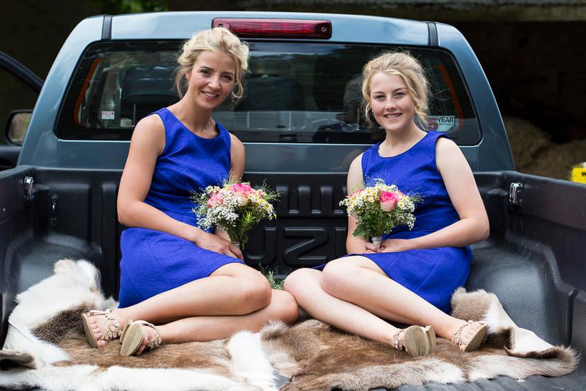 Devon Bridesmaids