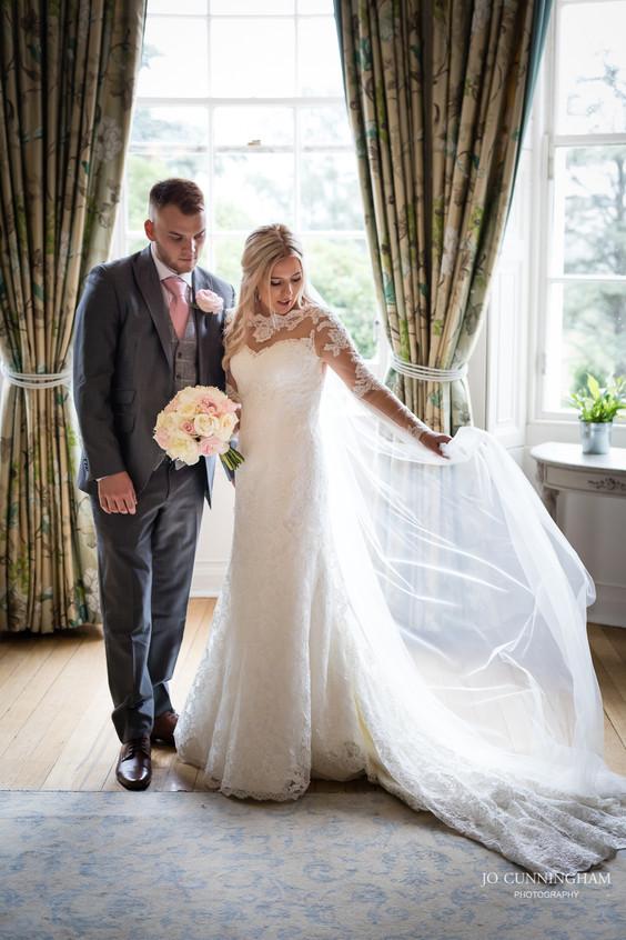 Bridal veil at Deer Park