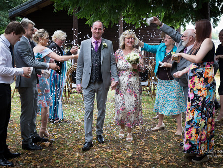 Devon wedding photographer: The Boathouse at Larkbeare House