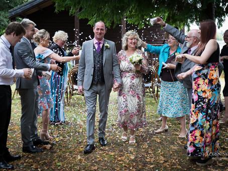 Devon wedding photographer: The Boathouse at Larkbeare House