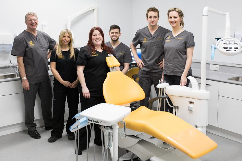 South Devon Dental team