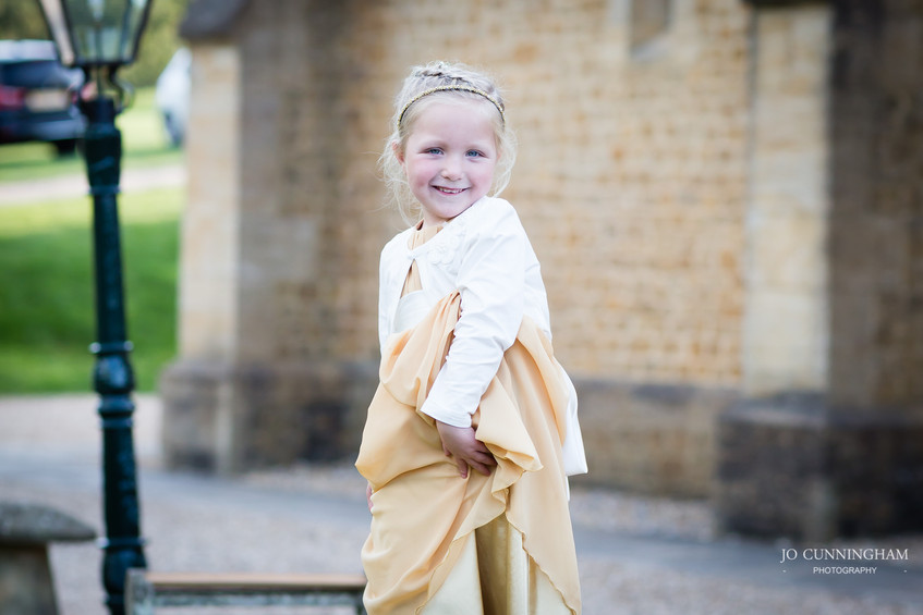 Haselbury bridesmaid