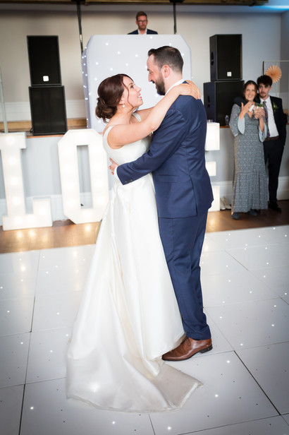 Exeter Castle First Dance