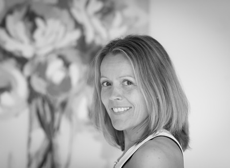 Devon photographer: Amy Blythe Yoga & Sports Massage, website photographs
