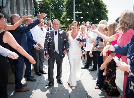 Devon Wedding Photographer: Duke of Cornwall Hotel, Plymouth
