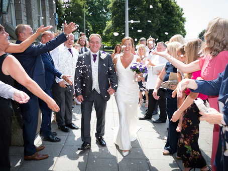 Devon Wedding Photographer: Duke of Cornwall Hotel, Plymouth