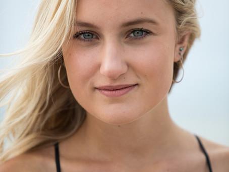 Devon photographer: Budleigh model test shots