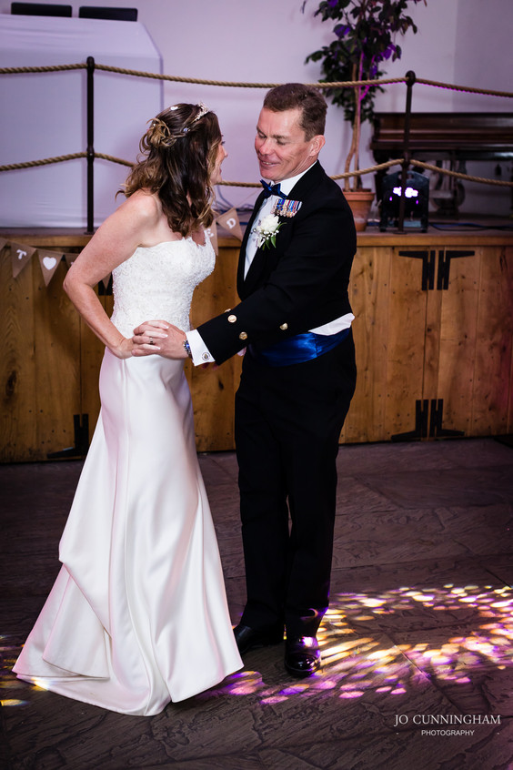 Haselbury first dance