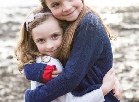 Devon photographer: Christmas cousins