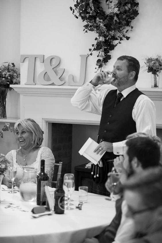 Devon groom's speech