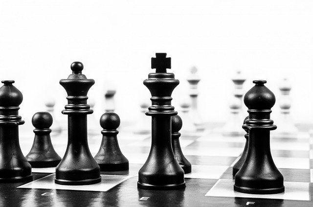Atelier jeu d'échecs