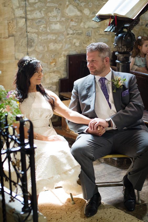 Axminster wedding