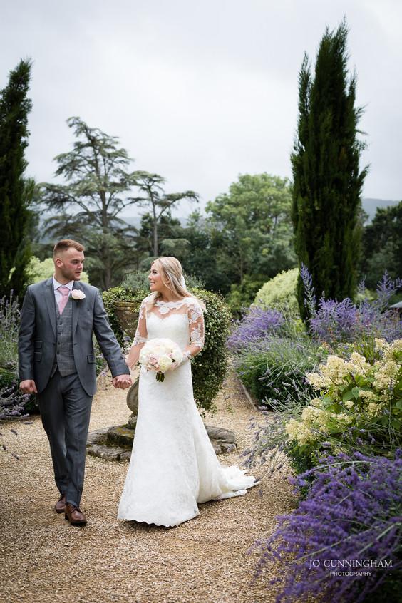 Deer Park Italian Garden wedding