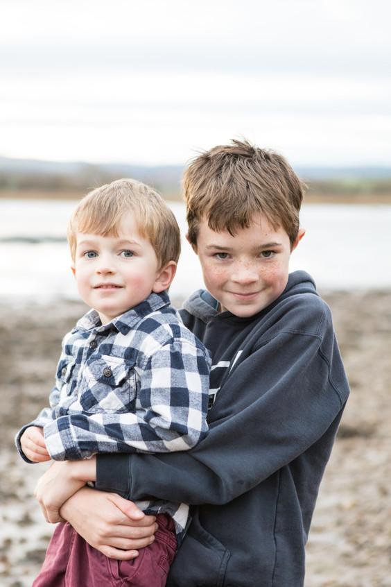 Boy cousins photo