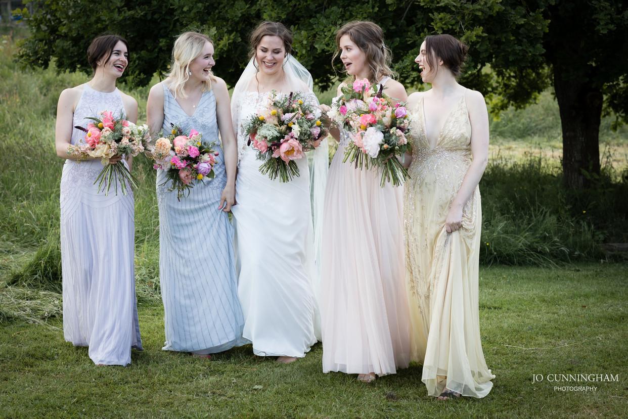 Tisbury Bridesmaids