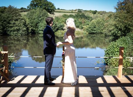 Devon wedding photographer: a new beautiful wedding venue, Clifford Barton
