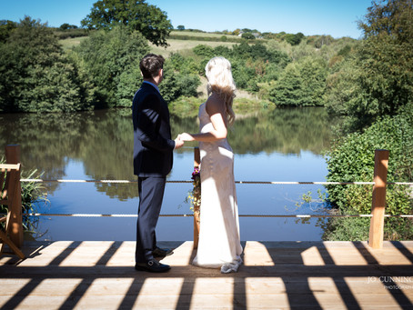 Devon wedding photographer: a new beautiful wedding venue, Clifford Barton