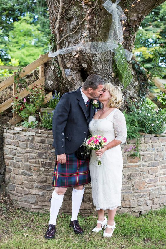 Stowford wedding