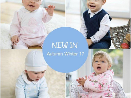 Emile et Rose baby winter woollies!