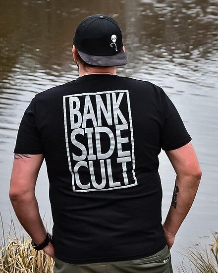 BankSideCult Black T