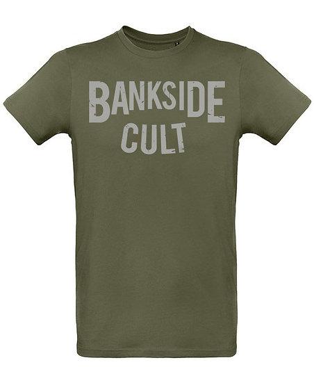 Bankside Cult olive T