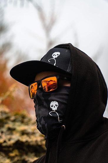 Black camo Bankside Cult Snood