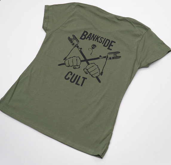 Ladies Signature T olive