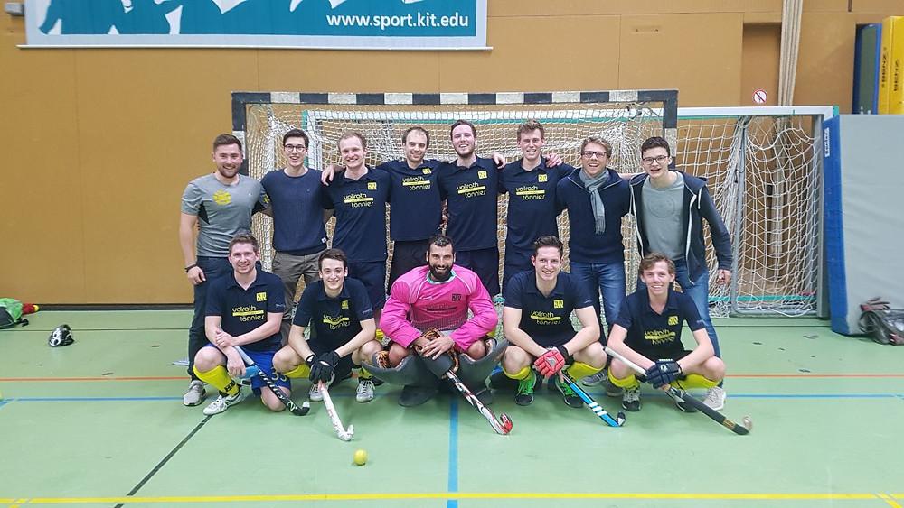 Feldhockey KTV SporT Karlsruhe