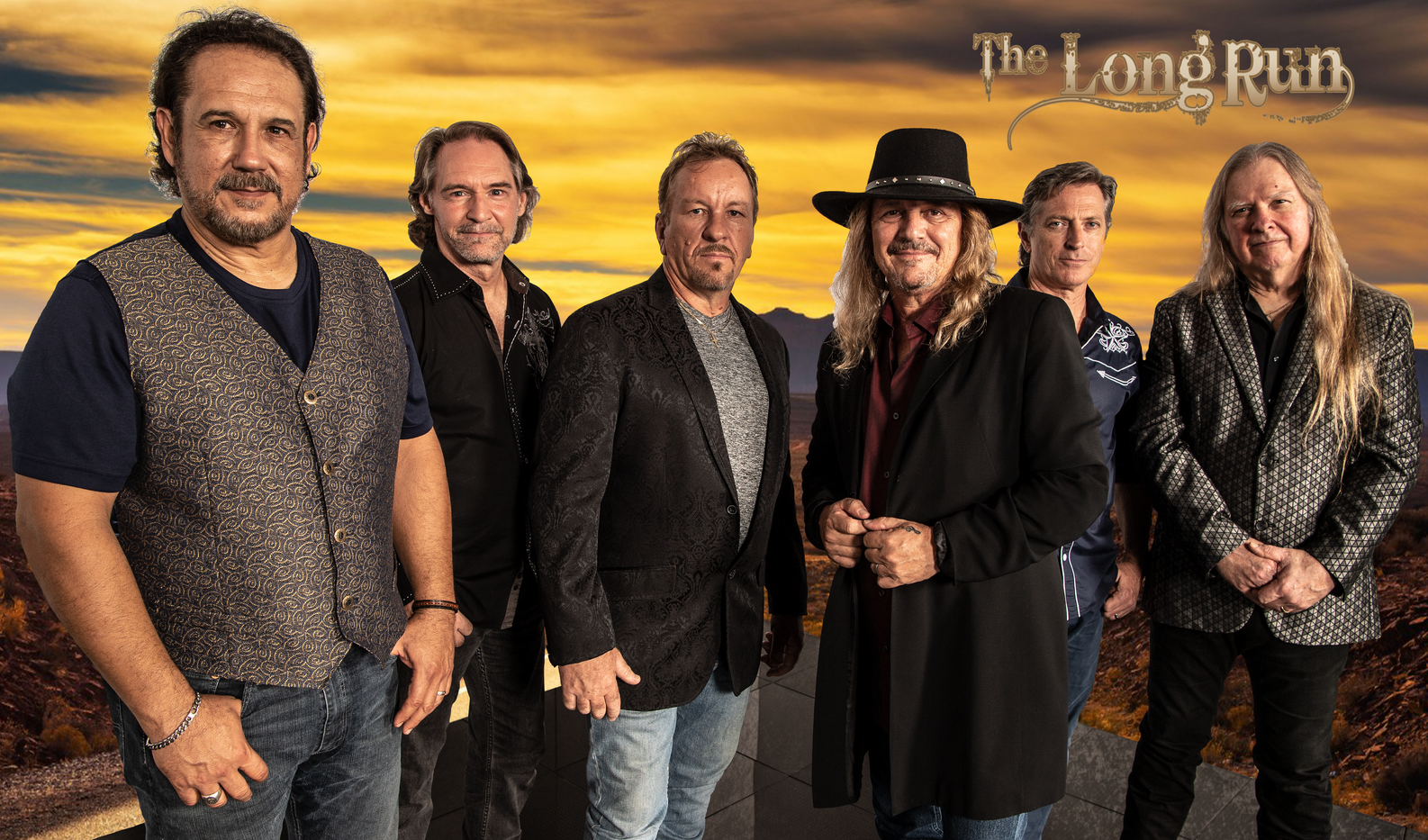 TLR Band (Desert Sky)