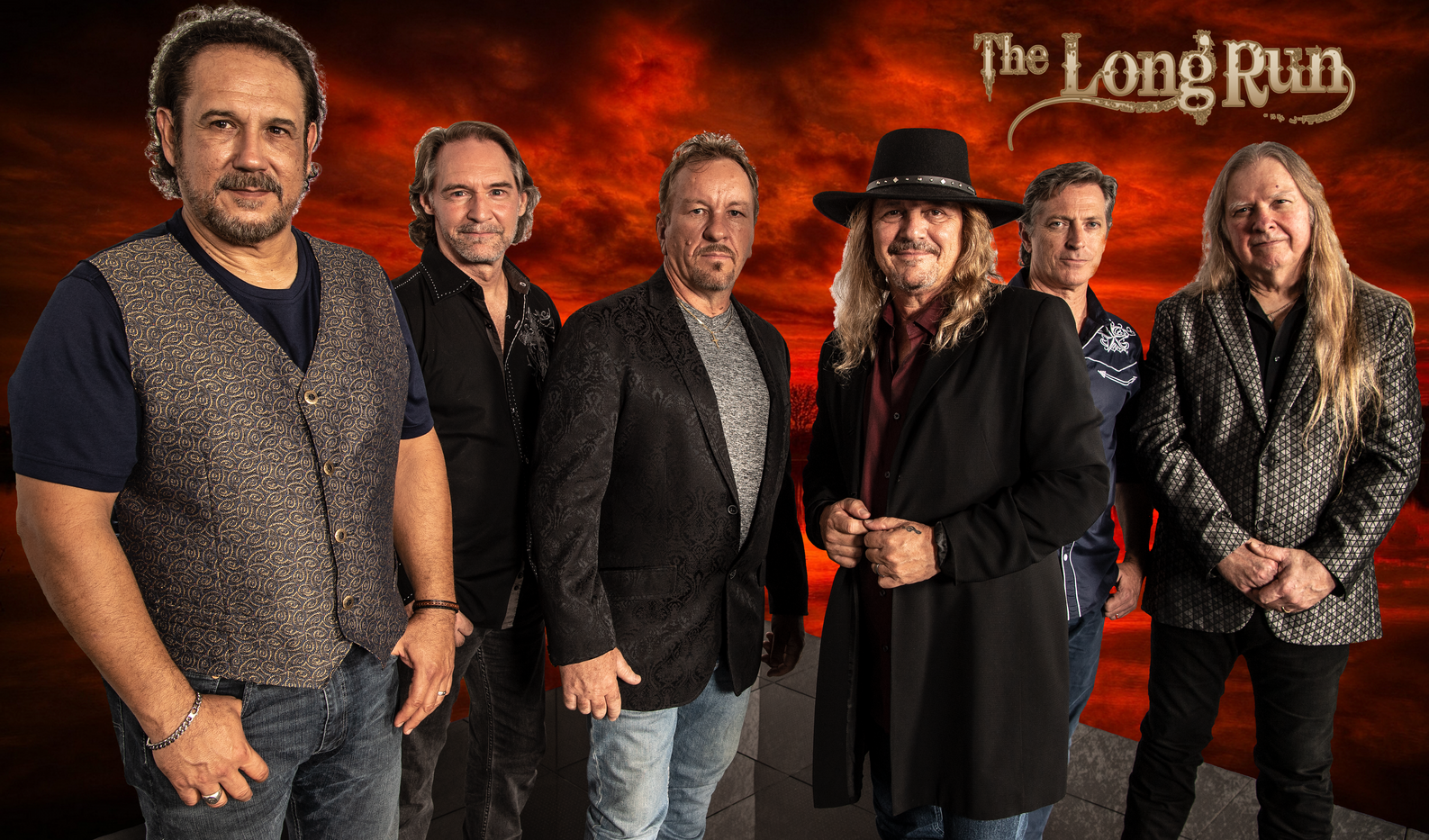TLR Band (Red Sky)