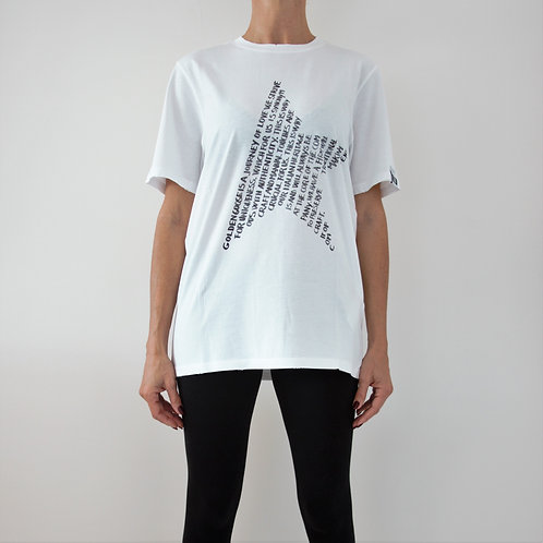 T-shirt Golden Goose