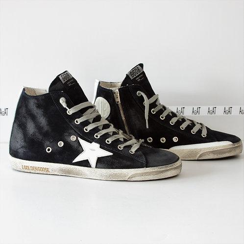 Golden Goose Francy Sneakers Navy