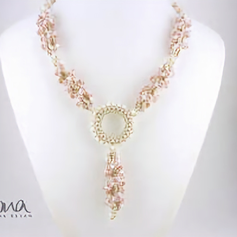 Shona Bevan - Helix Necklace