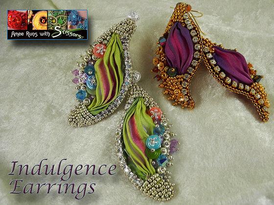 Saturday Optional - Indulgence Earrings