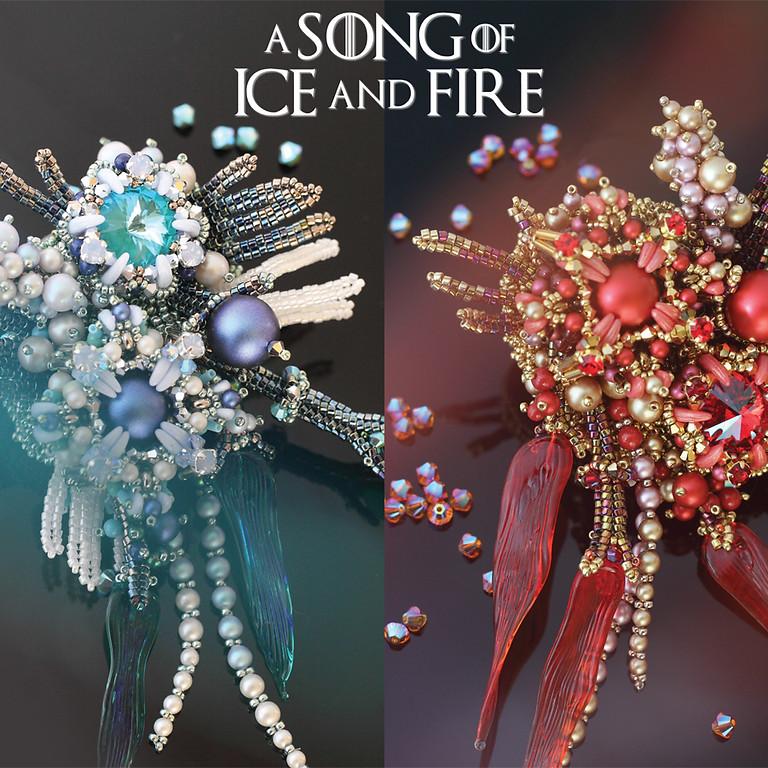 Apollinariya Koprivnik - A Song of Ice & Fire - 6/26, 6/27/21