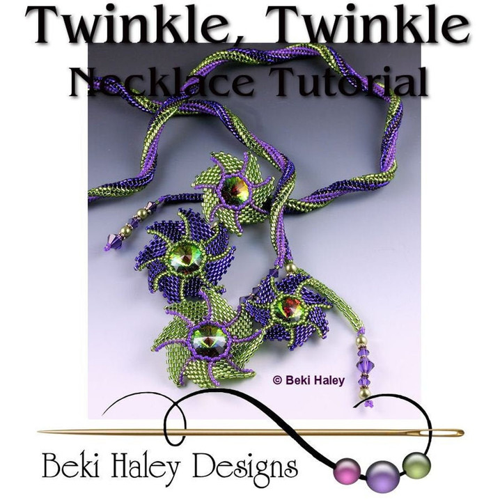 Twinkle Twinkle Necklace Tutorial