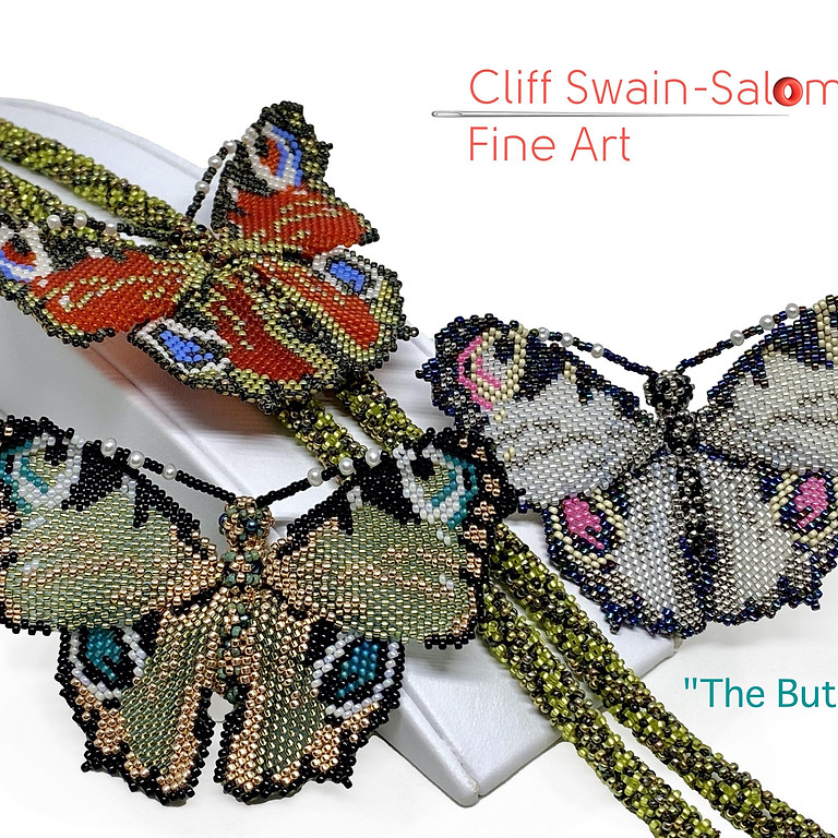 Cliff Swain-Salomon -The Butterfly