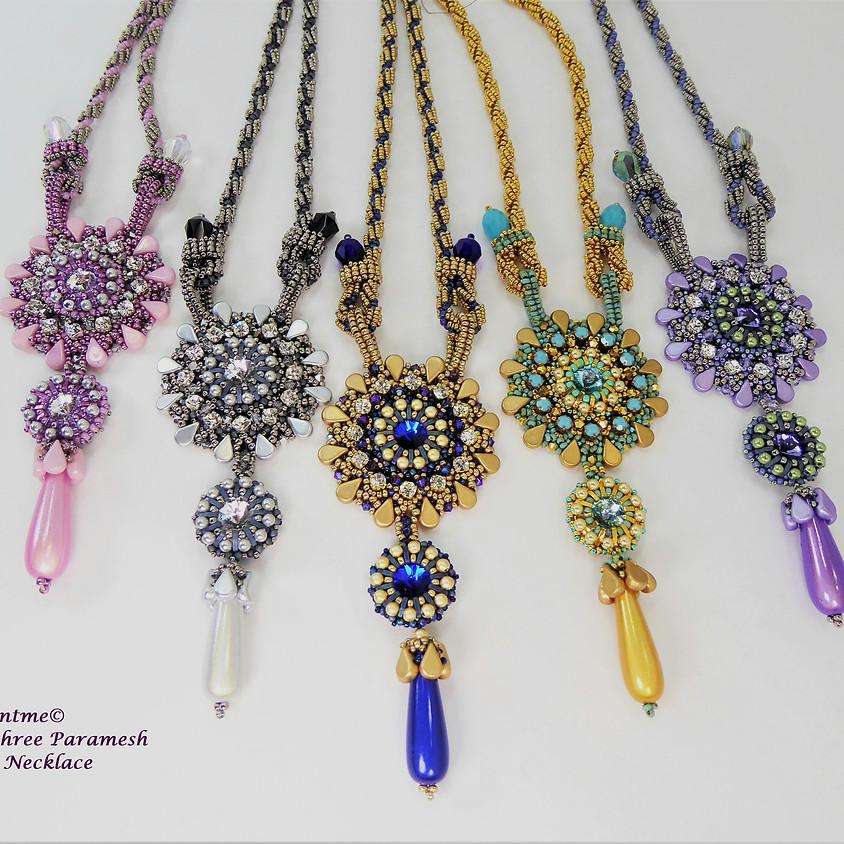 Jayashree Paramesh - Lotus Necklace