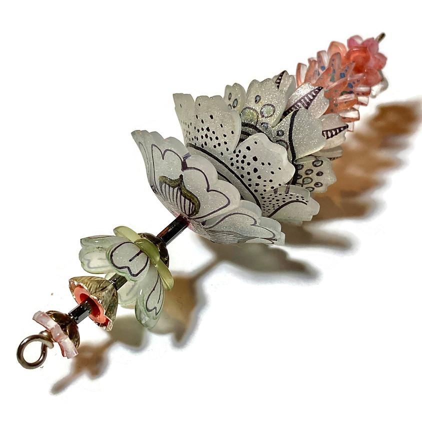 Gail Crosman-Moore - Shrinkets, Felt and Beads 10/15