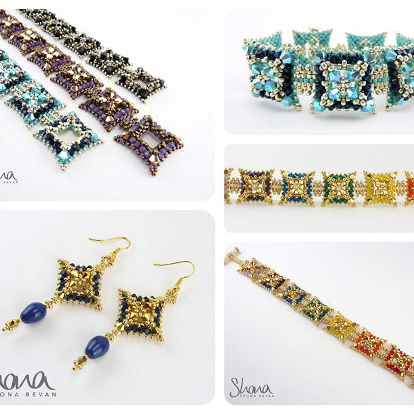 Shona Bevan - Crystal Frames